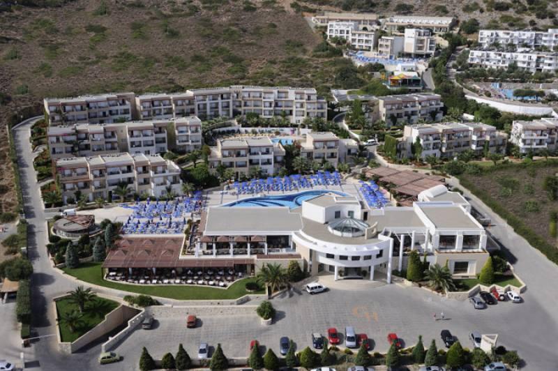 Hotel Grand Hotel - Chersonissos - Heraklion Kreta
